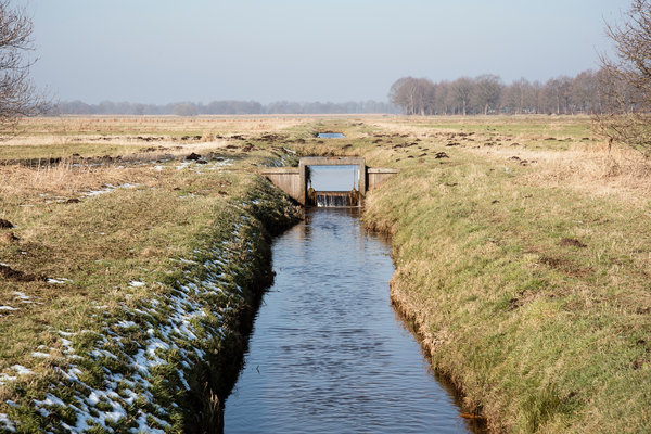 Stroomgebied Drostendiep winter water
